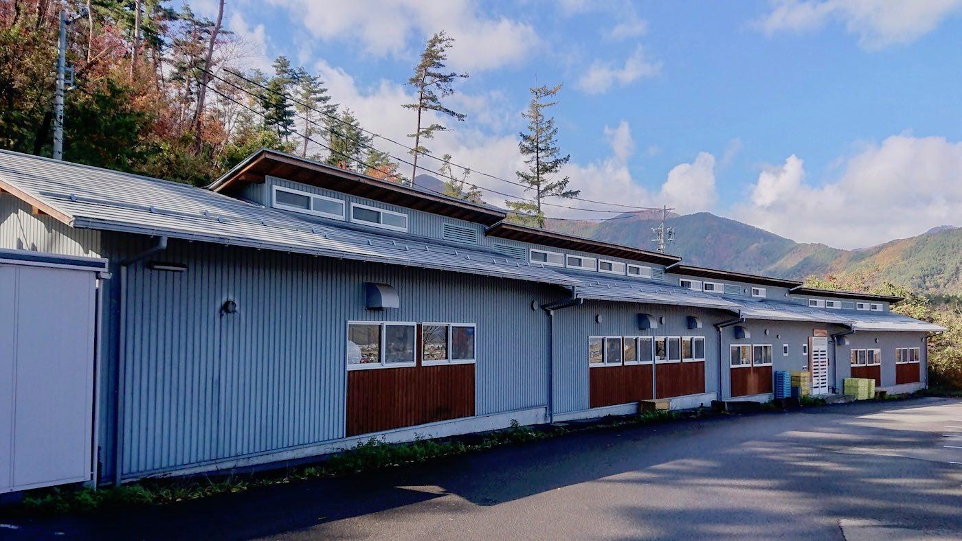 長野県坂城町の味ロッジ株式会社の事業と活動紹介