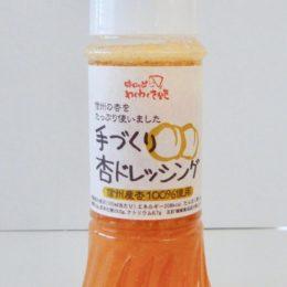 味ロッジ手づくり杏ドレッシング300ml